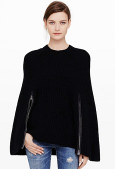 Layer Up This Fall with Pretty Ponchos