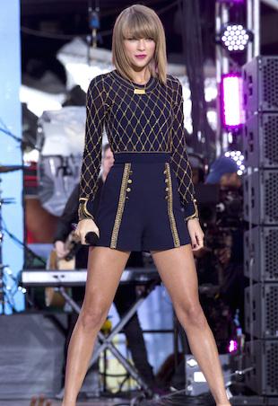 Taylor Swift Sass & Bide