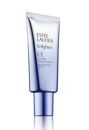 A bottle of Estee Lauder's EE Cream