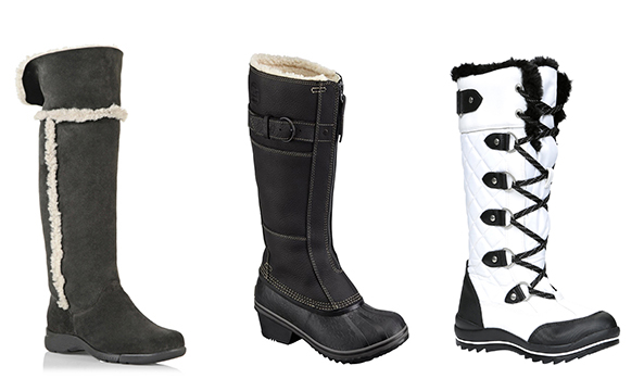 Canadian Boots for Winter 2014