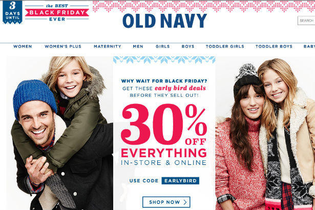 Image: Old Navy