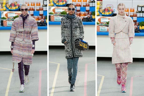 Chanel Fall 2014; Image: IMaxTree
