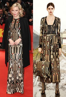 Runway to Real Life: Cate Blanchett in Givenchy, Emma Stone in Christian Dior and More (Forum Buzz)