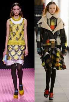 London Fashion Week Fall 2015 Hits and Misses: Part 1 (Forum Buzz)