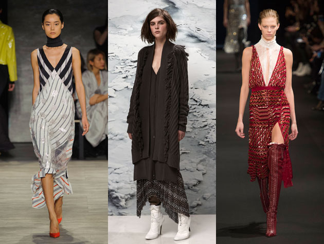 NYFW Fall15 Hit Collections