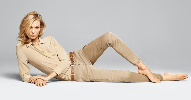 karlie kloss x joe fresh
