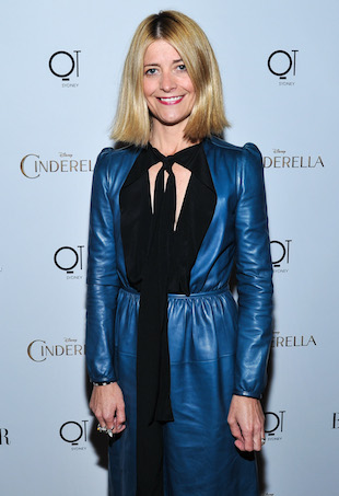 Kellie Hush at Cinderella Premiere