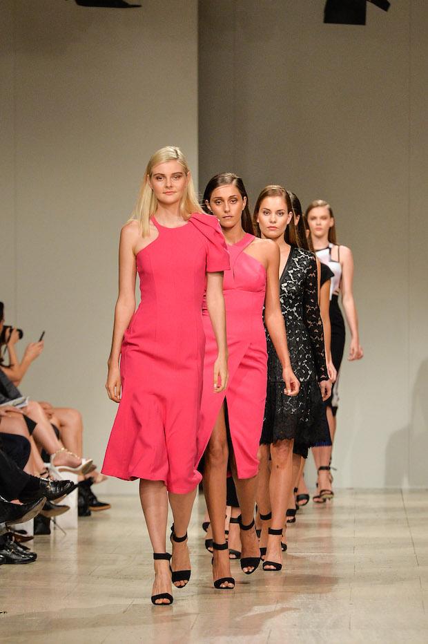 Nicola Finetti presents at Fashion Palette ART of fashion show
