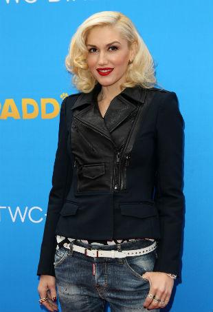 Gwen Stefani Red Lipstick