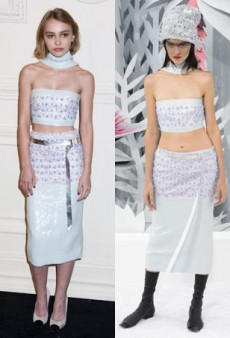 Runway to Real Life: Hailee Steinfeld in Christian Dior, Lily-Rose Depp in Chanel and More (Forum Buzz)
