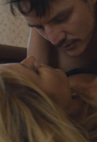 Heidi Klum and Pedro Pascal