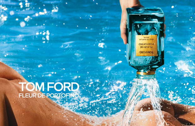 The New Tom Ford Fleur De Portofino Ad The Fashion Spot