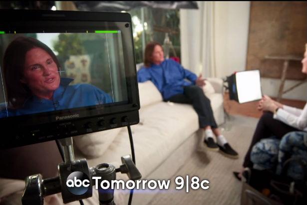 Bruce Jenne Diane Sawyer Interview