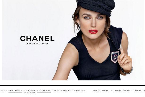 Chanel To Finally Add E-commerce