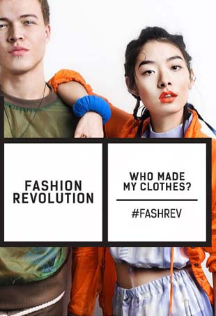 Fashion Revolution Day 2015
