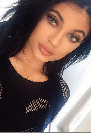 #KylieJennerChallenge