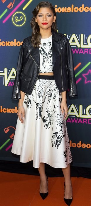 Zendaya Coleman in Nha Khanh at 2014 HALO Awards