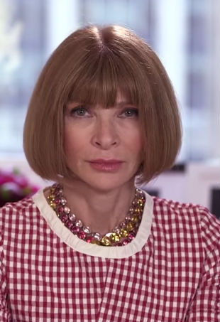 Anna Wintour Late Night with Seth Meyers