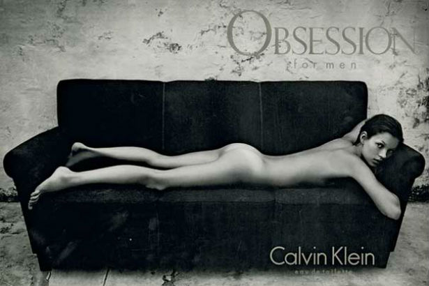 Kate Moss Calvin Klein Obsession