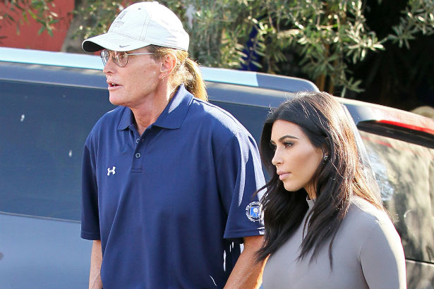 Bruce Jenner Kim Kardashian