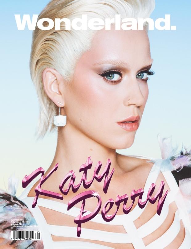Wonderland Summer 2015 Katy Perry by Christian Oita