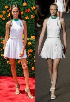 Runway to Real Life: Joan Smalls in Alexander Wang, Gia Coppola in Louis Vuitton and More (Forum Buzz)