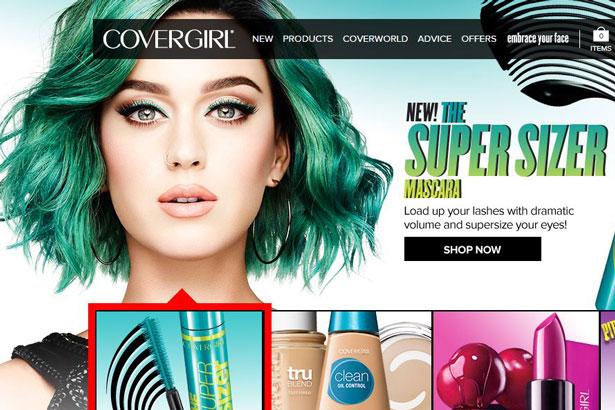 Image: Covergirl.com