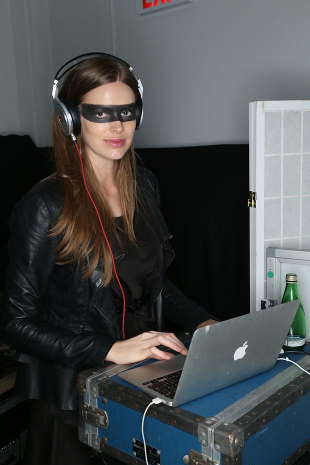 Robyn Lawley DJ Model