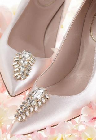 Sarah Jessica parker Bridal Shoes