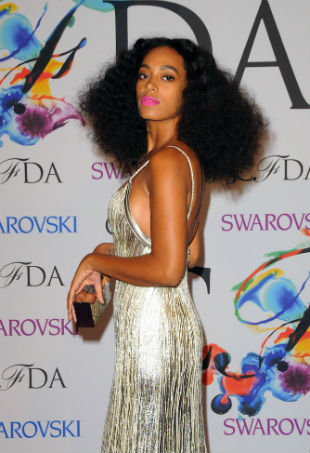 Solange Knowles bday