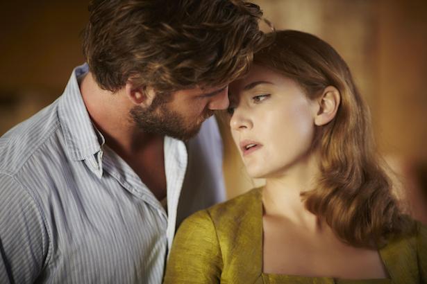 The Dressmaker Kate Winslet and Liam Hemsworth