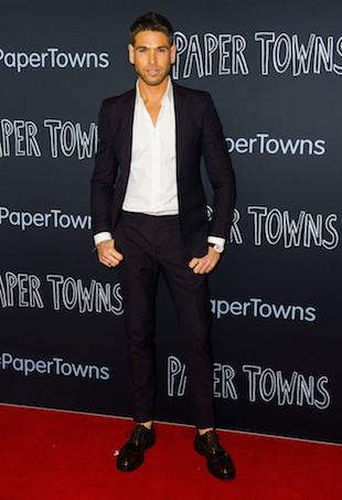 Didier cohen Paper Towns premiere Sydney