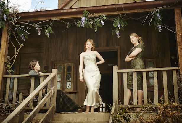 The Dressmaker - Judy Davis Sarah Snook Kate Winslet
