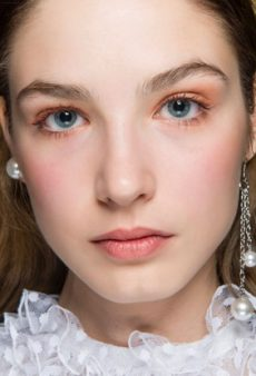 The Runway and Celebrity Guide to Wearing Orange Eye Makeup