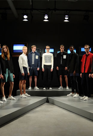 Timo Weiland Men's Spring 2015