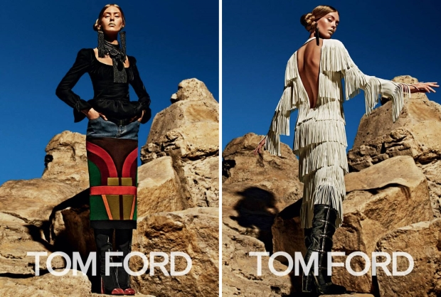 Tom Ford Fall 2015 Ad Campaign by Mario Sorrenti
