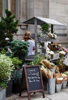Club Monaco Debuts Its Own Farmers Market in Toronto