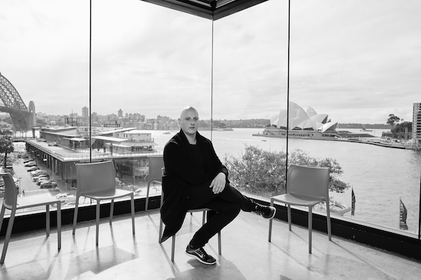 Photo courtesy of Australian Fashion Chamber