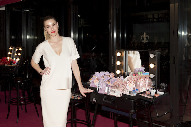 Whitney Port in Sydney for Priceline
