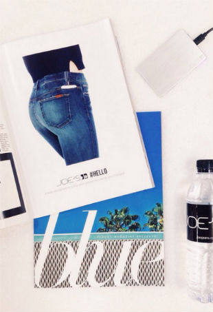 Joe's Jeans #hello