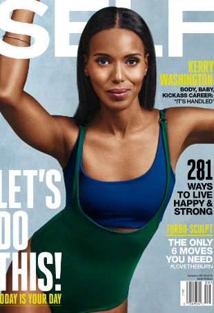Kerry Washington SELF