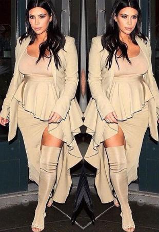Kim Kardshian Yeezy Season 2