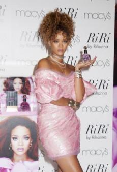 No Surprise Here: Rihanna Tops Victoria's Secret's List of Sexiest Celebrities