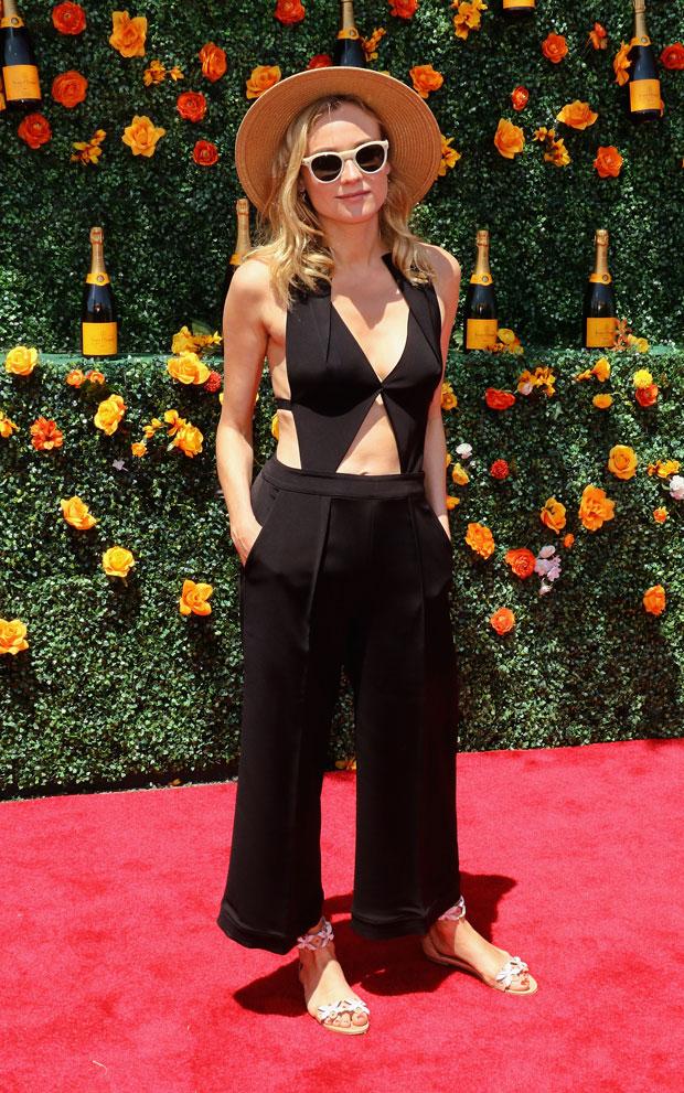 Diane Kruger Veuve Clicquot Polo Classic