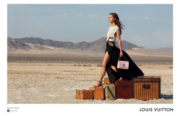 c9db1f0964 Louis Vuitton The Spirit of Travel Fall 2015 Ad Campaign ...
