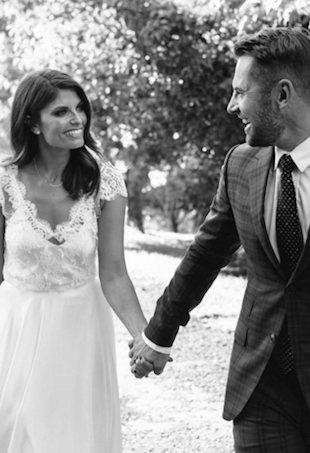 Daniel Macpherson and Zoe Ventoura get married