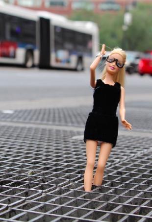 Honest NYC Barbie