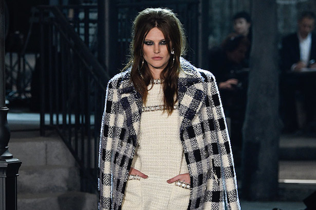 Catherine McNeil opens Chanel