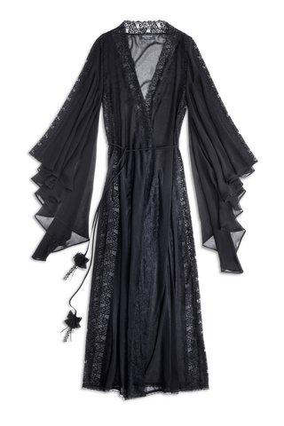 Love, Courtney Heaven Tonight Kimono, $188