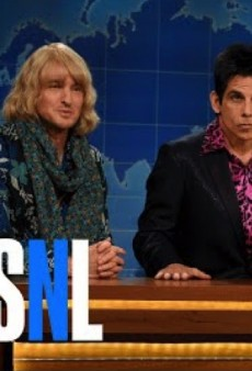 Watch: Derek and Hansel Prove They Don't Know Anything About Politics on 'Saturday Night Live'